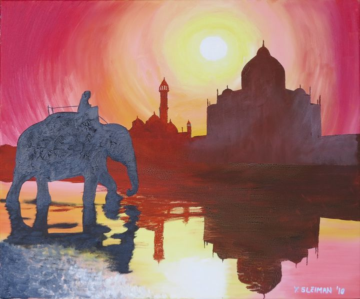 Taj Mahal - Youssef Sleiman