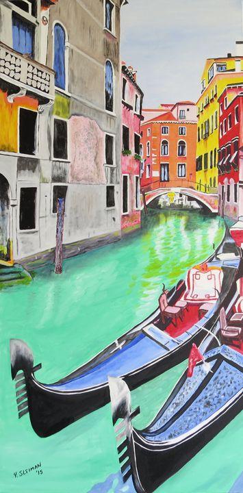 Venice - Youssef Sleiman