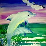 dolphins life