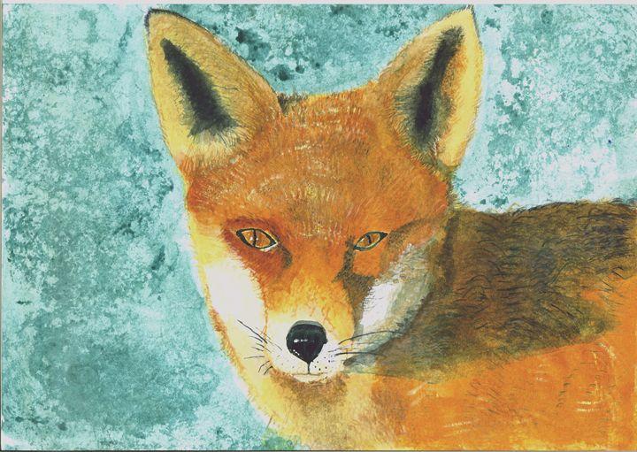 Fox Cub - Louise Grant
