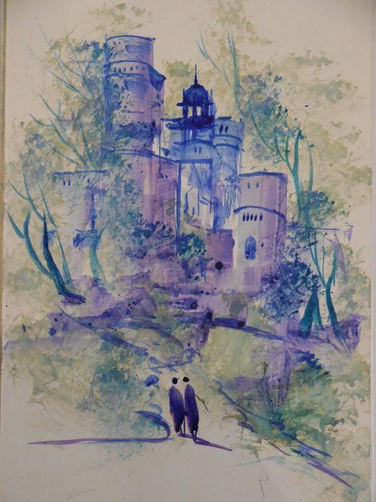 near blue palace - ATMA D' ART