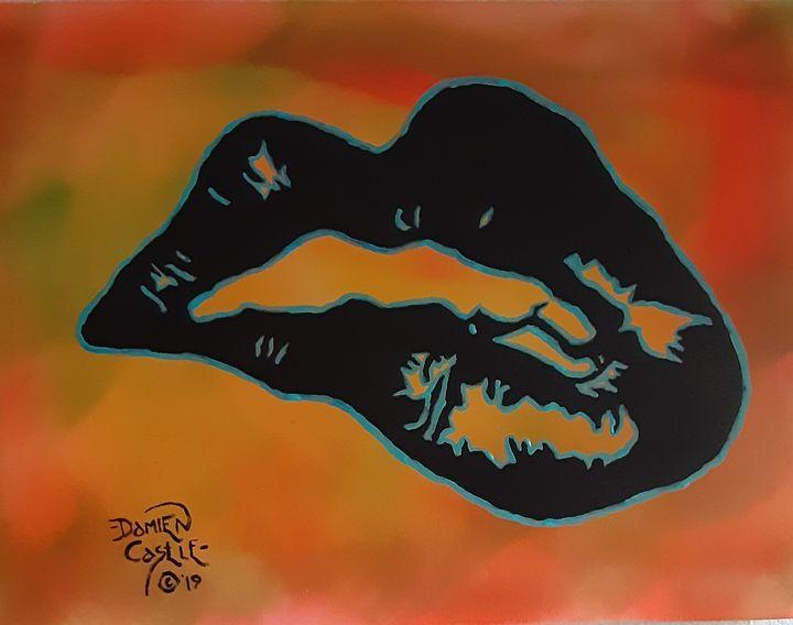 Lips - Mob Boss Art