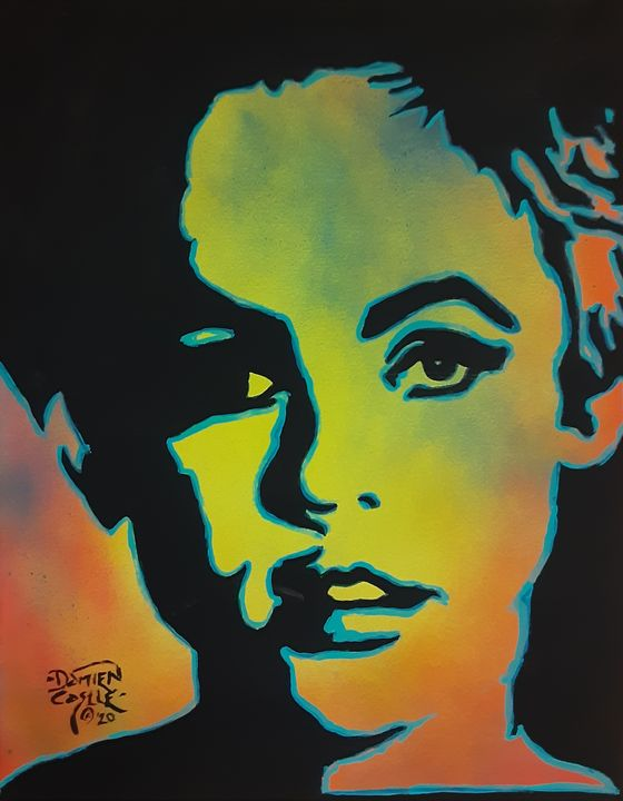 Ciao Baby:A Portrait of Edie Sedgwic - Mob Boss Art