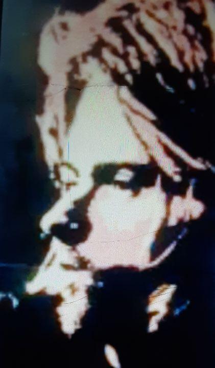 Kurt Cobain #5 - Mob Boss Art