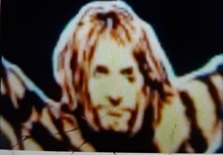 Kurt Cobain #6 - Mob Boss Art