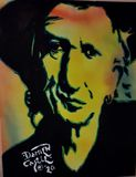 Keith Richards abstract