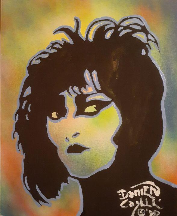 Siouxsie Sioux #2 - Mob Boss Art