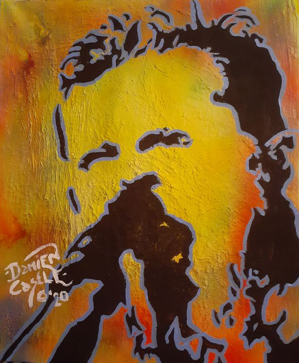 James Hatfield #1 - Mob Boss Art