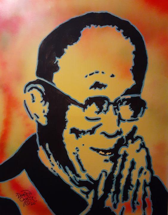 Dalai Lama #1 - Mob Boss Art