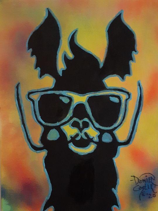 Dali Llama - Mob Boss Art