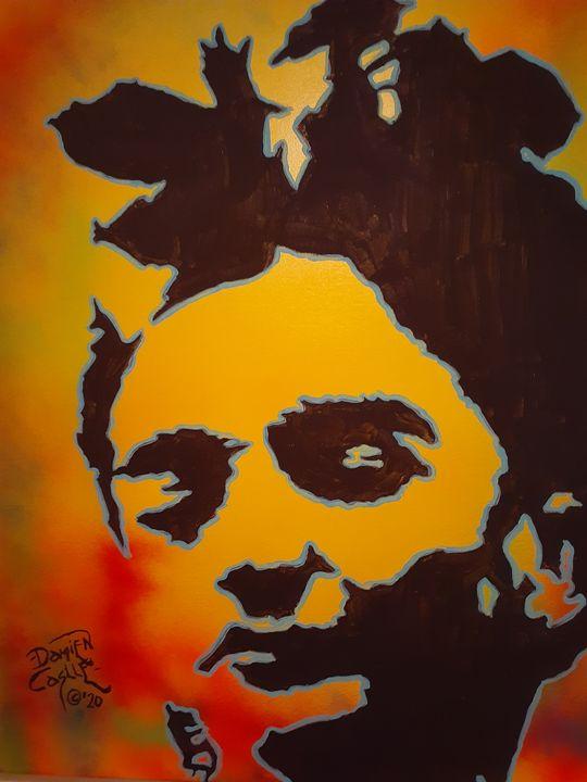 Frida Kahlo - Mob Boss Art