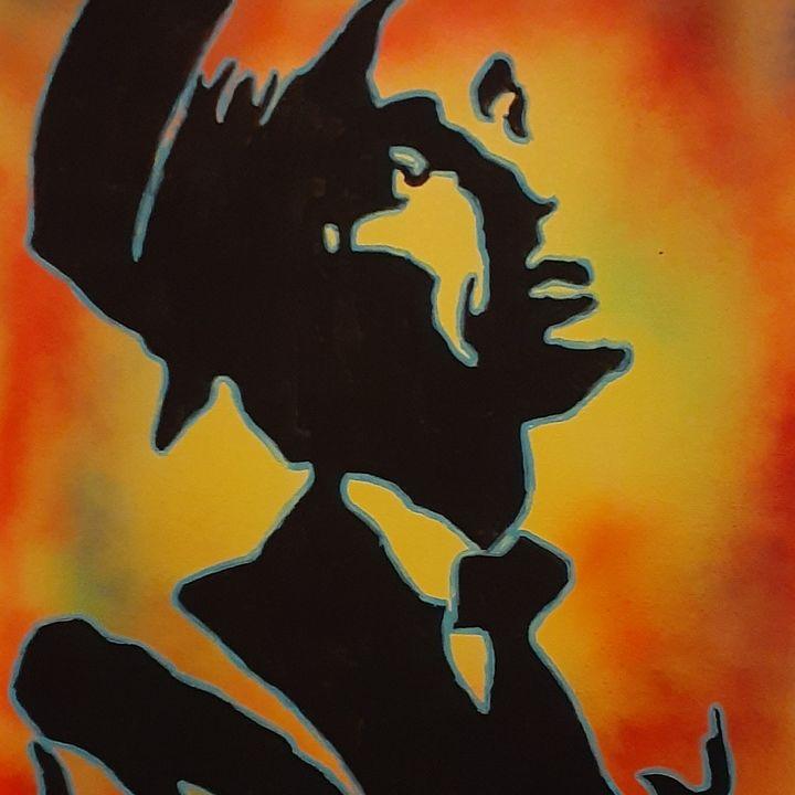 Frank Sinatra #1 - Mob Boss Art