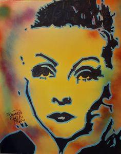 Greta Garbo #1
