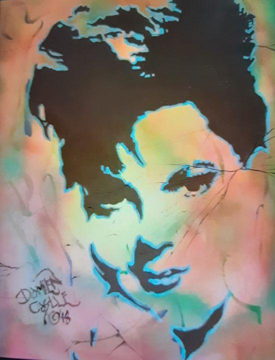 Judy Garland #1 - Mob Boss Art