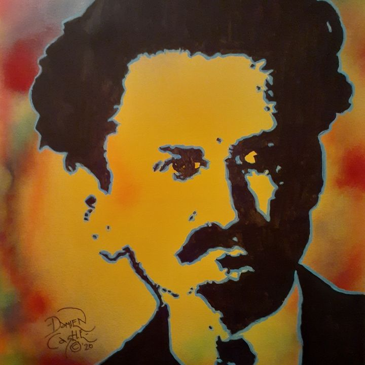 Leon Trotsky  #1 - Mob Boss Art