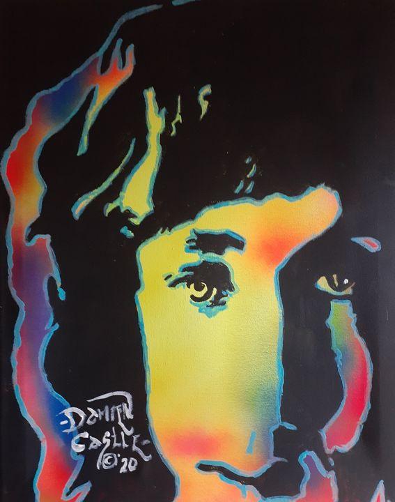 Pete Townshend #1 - Mob Boss Art