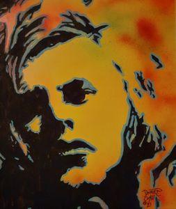 David Bowie #23 Hunky Dory Days