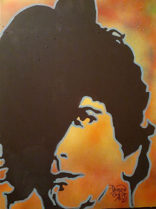 Lou Reed #5 - Mob Boss Art