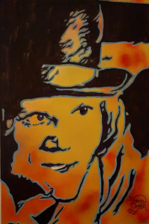 Alex from A Clockwork Orange #3 - Mob Boss Art