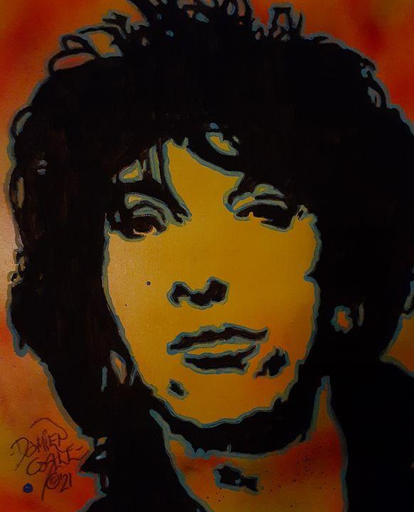 Johnny Thunders #11 - Mob Boss Art