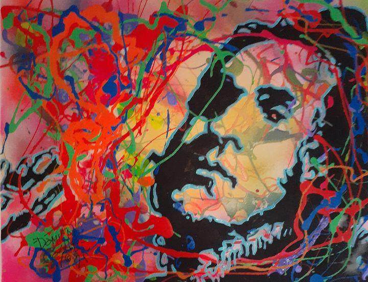 Ray Davies: Everybody's A Star - Mob Boss Art