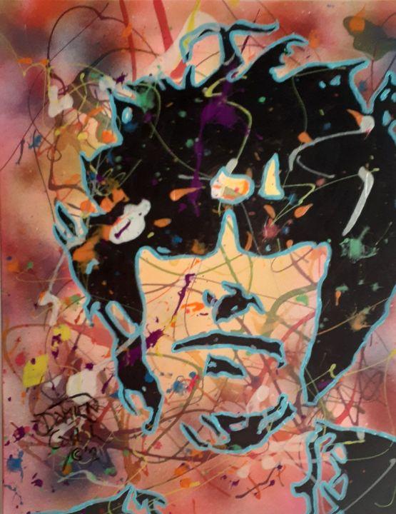 Donovan:Sunshine Superman - Mob Boss Art