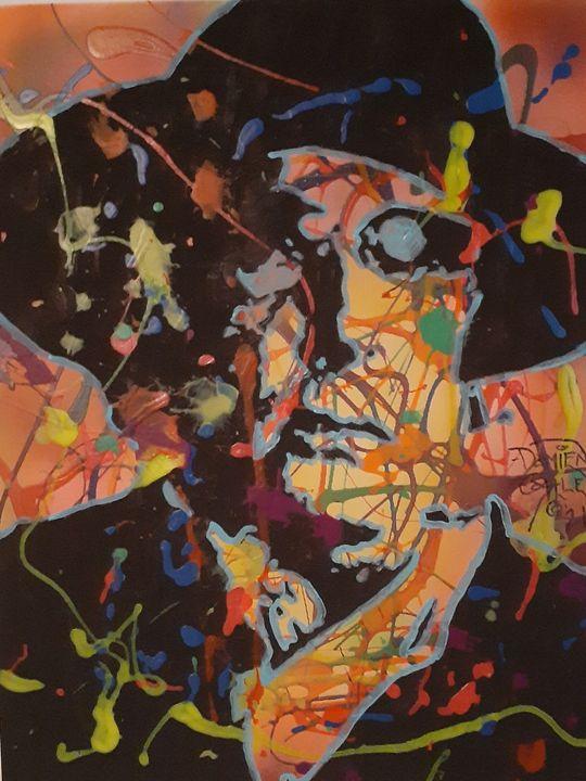 Van Morrison:Tupelo Moondance - Mob Boss Art