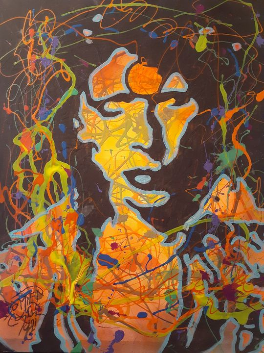 David Bowie: Life in a Moonage Daydr - Mob Boss Art