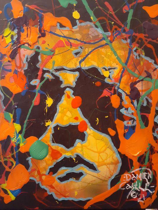 Ian Hunter: One of the Boys - Mob Boss Art