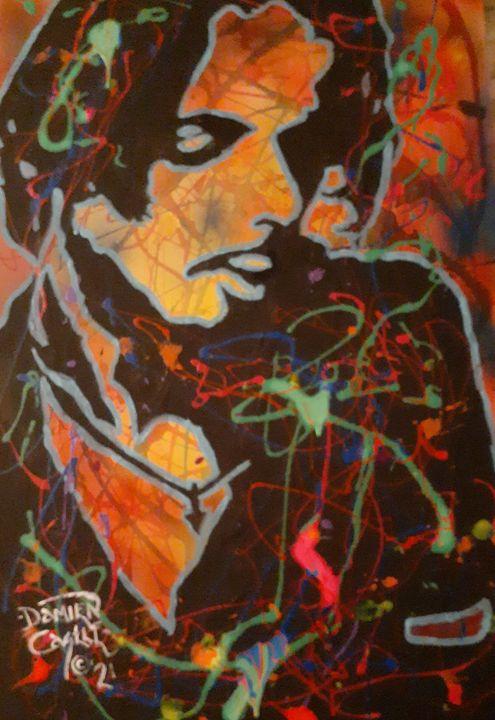 Chris Cornell: Like a Fluorescent St - Mob Boss Art