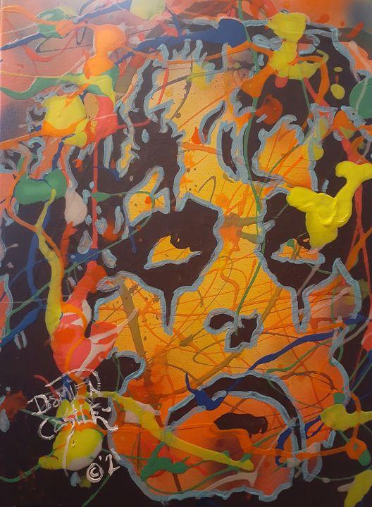 Alice Cooper:Welcome to My Fluoresce - Mob Boss Art