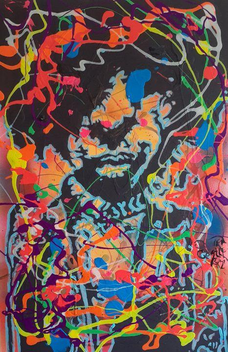 Sly Stone:Wanna Take You Higher - Mob Boss Art