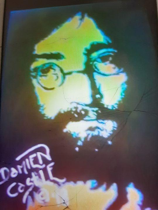 John Lennon #9 - Mob Boss Art