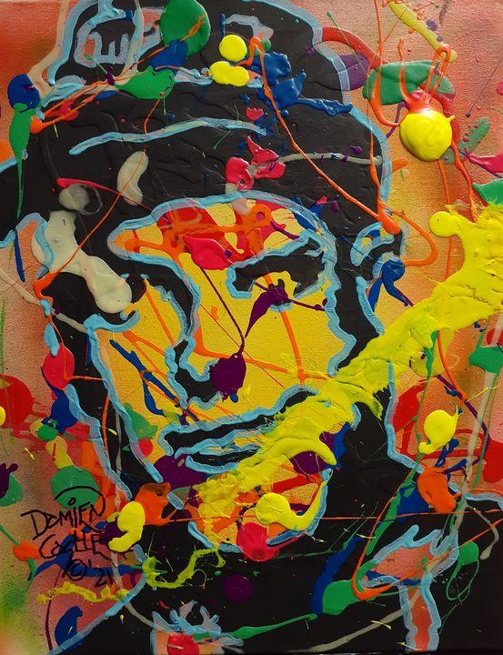 Rick Neilson:Waiting On the Dream - Mob Boss Art
