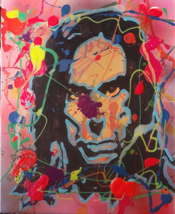 Iggy Pop:Lust For Life - Mob Boss Art