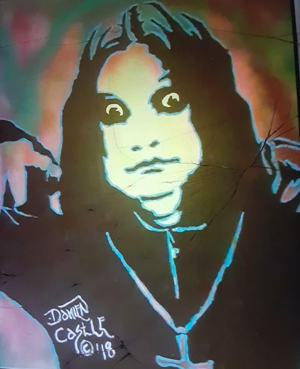 Ozzy Osbourne #7 - Mob Boss Art