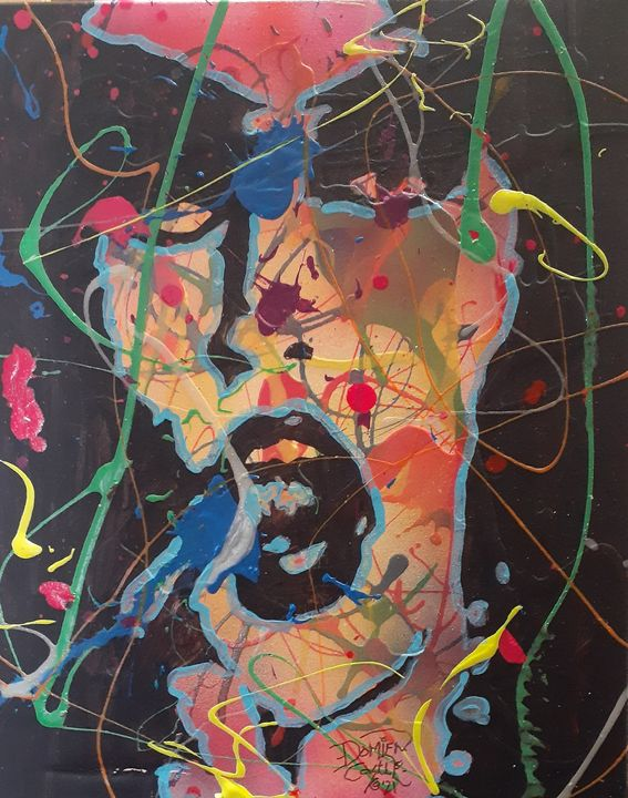 Frank N. Furter: A Time Warp Kiss - Mob Boss Art