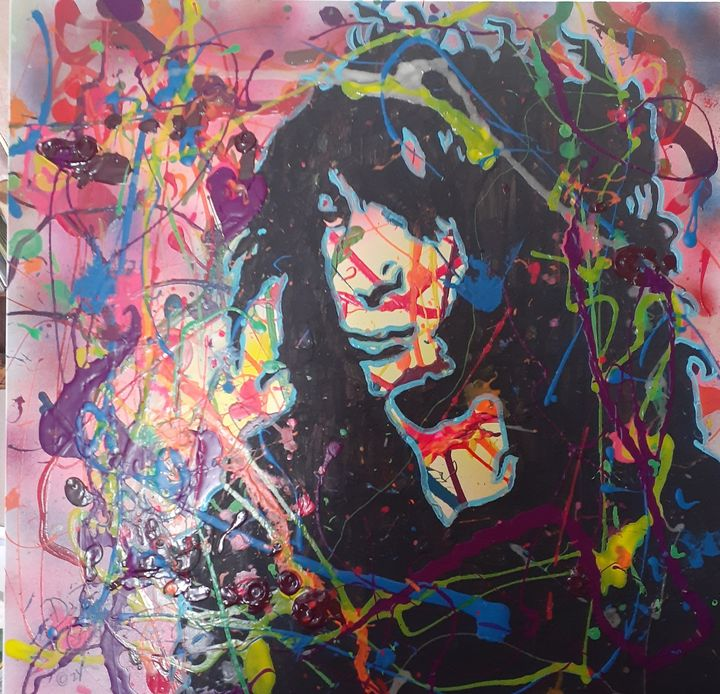 Johnny Thunders:You Cant Put Your - Mob Boss Art