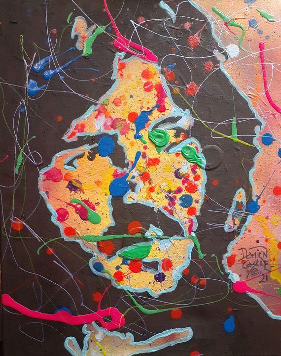 John Bonham's Bonzo - Mob Boss Art