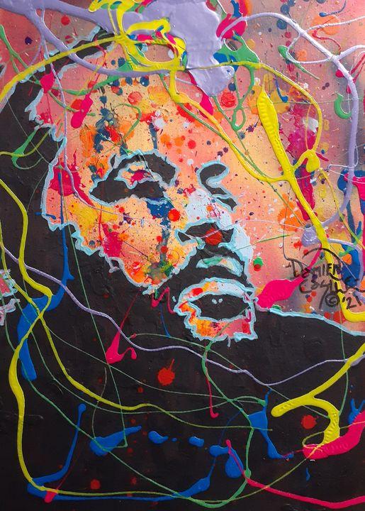 Marvin Gaye:Sexual Healing - Mob Boss Art