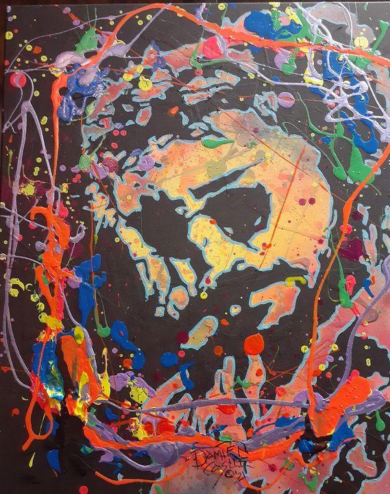 Eric Clapton:Wonderful Tonight - Mob Boss Art