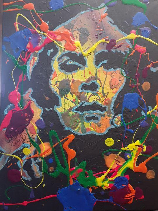 Debbie Harry:Dreaming - Mob Boss Art