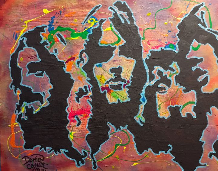 Pink Floyd:Welcome to the Machine - Mob Boss Art