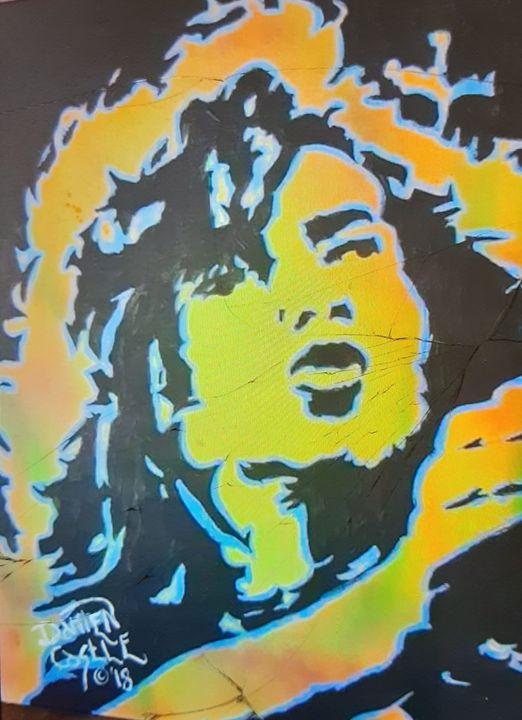 Jimmy Page  #6 - Mob Boss Art