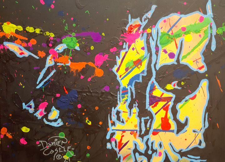 The Crow 2 - Mob Boss Art
