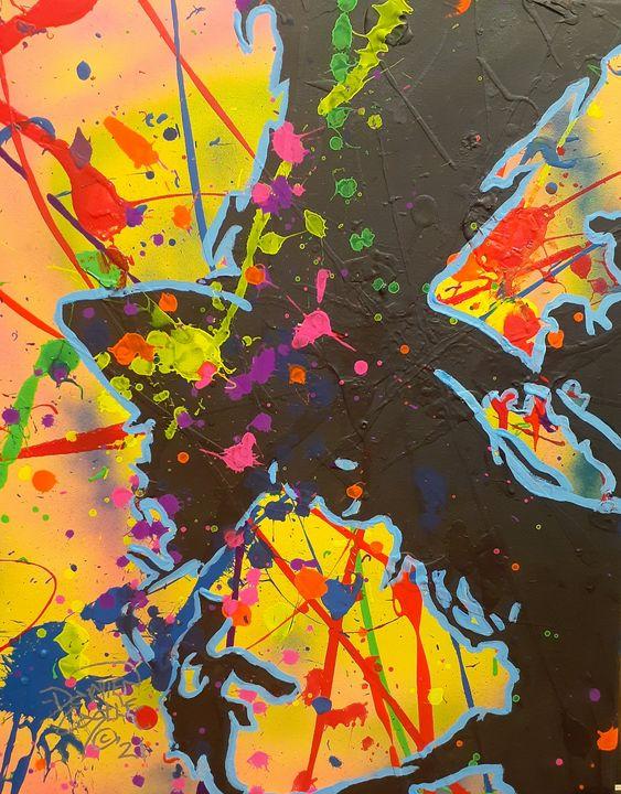 Marc Bolan:Get It On - Mob Boss Art