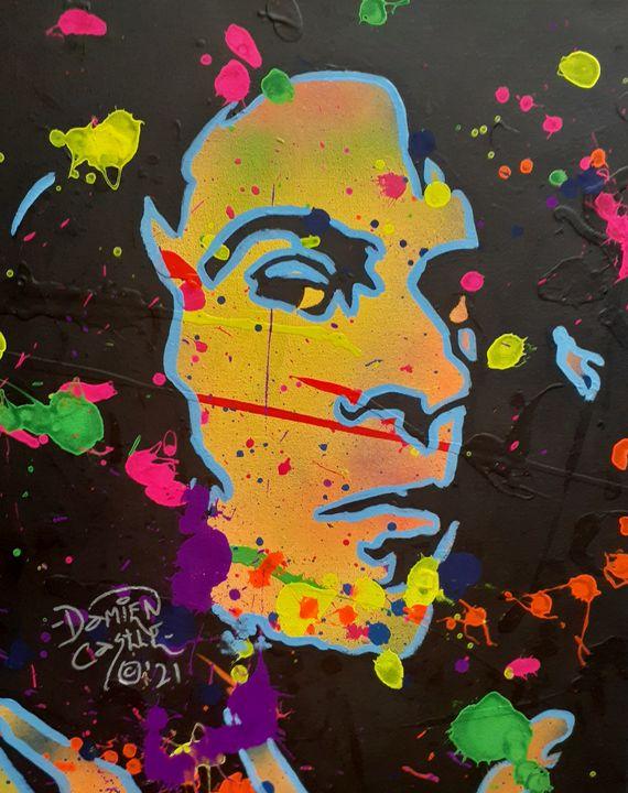 Dio:Like A Rainbow In the Dark - Mob Boss Art