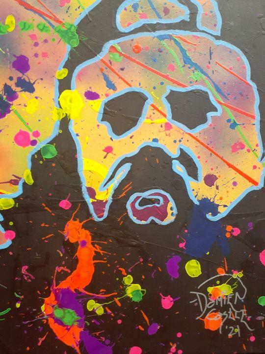 Vinnie Paul Abbott - Mob Boss Art