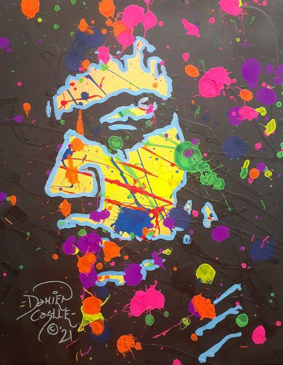 Jimi Hendrix: Electric Ladyland - Mob Boss Art