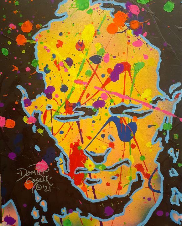 Willie Nelson - Mob Boss Art